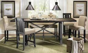 dining room table elegant counter height dining table designs