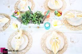 easter decorating ideas with an easy easter tablescape www