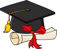 black graduation cap and gown free cap and diploma free clip free clip on