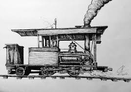 steam locomotive drawings page 4 of 5 fine art america