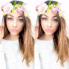 hairstyles for selfies best 25 snapchat filters ideas on pinterest chat snap funny