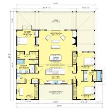 100 single level open floor plans plan no 2541 1011 100