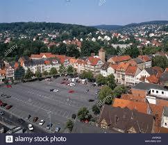 Freibad Bad Hersfeld Hessian Mountainous Country Stockfotos U0026 Hessian Mountainous
