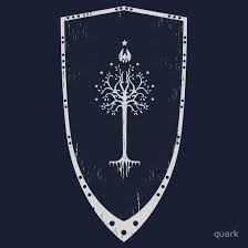 lord of the rings gondor shield future
