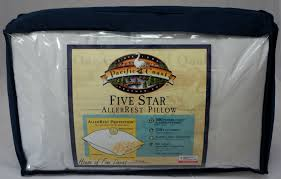 Pacific Coast Feather Bed Pacific Coast Allerrest Bed Bug Proof Down Queen Pillow 20