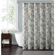 Shower Curtains Style 212 Lisborn Brown 72 In And Brown Shower Curtain