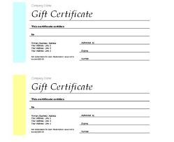 25 unique gift certificate template word ideas on pinterest