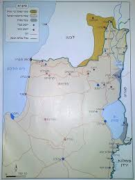 Lebanon World Map by Israel Syria And Israel Lebanon Armistice Agreements Map