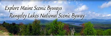 scenic byway explore maine scenic byways rangeley lakes