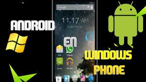 instalar android en windows phone 8 1 es posible youtube