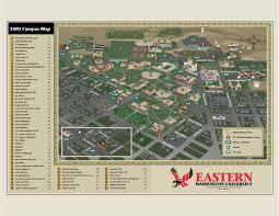 University Of Washington Map Washington University Campus Map X X Us 2017