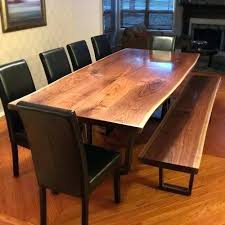 modern 5pc walnut dining room set antique walnut dining room table