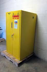 Justrite Flammable Liquid Storage Cabinet Lot 76 Justrite Flammable Liquid Storage Cabinet Wirebids