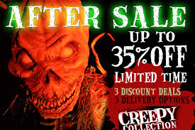 Halloween Decorations And Props Sale by Creepycollection Com Halloween Haunted House Props
