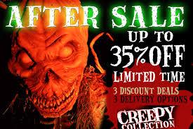 creepycollection com halloween haunted house props