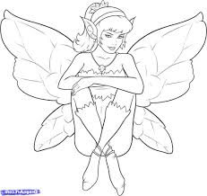 simple fairy drawing how to draw a fairy step step fairies fantasy