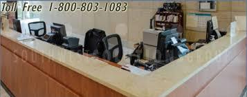 Reception Station Desk Reception Station Counter Welcome Center Desk Security Workstation