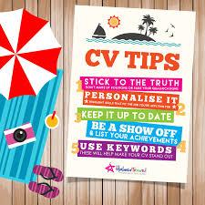 cv tips candidate cv tips halmer travel