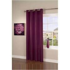 Curtains 90 Width 72 Drop Pair Of Silver U0026 Pink Taffeta Eyelet Curtains 54