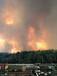 Wild Fires In Bc Videos by Fort Mcmurray Wildfires Photos From Tuesday May 3 Edmonton Journal