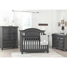 Convertible Cribs Babies R Us Gray Cribs Oxford Ba 4 In 1 Convertible Crib Arctic