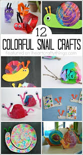 Kids Fun Craft - 25 unique snail craft ideas on pinterest spring crafts for