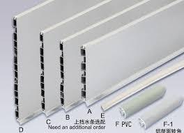 plinthe alu cuisine 100 mm 150 mm pvc plinthe feuille d aluminium plinthes armoires de