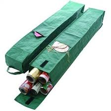 christmas paper storage wrapping paper storage bag organiser by qualtex shop online for