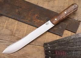 bark river kitchen knives bark river knives mountain desert ironwood burl
