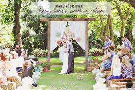 diy wedding tips on a budget vintage inspired backyard wedding