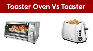 Toaster Ovens With Toaster Slots Toaster Oven Vs Toaster Cookingdetective Com