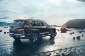 bmw minivan coming to a posh run near you new bmw x7 concept is here