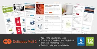 top 9 premium email newsletter template for successful marketing