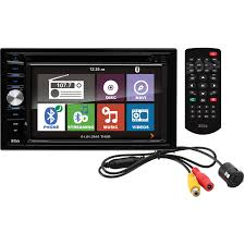 jeobest in dash double din dvd vcd rm bluetooth receiver with 6 2