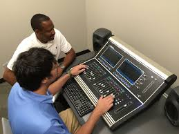 digico s21 console is the audio hub for mississippi state u0027s new