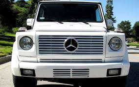 mercedes white mercedes g 500 pictures mercedes benz g class or g wagen suv