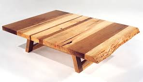 Bandwidth Table Series Wood Furniture Design By Eric Manigian - Table designs wood