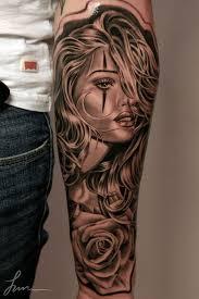 Tattoos For Guys - impressive forearm tattoos for