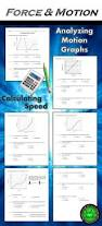 Worksheet 5 Double Replacement Reactions Analyzing Motion Graphs U0026 Calculating Speed Ws Motion Graphs