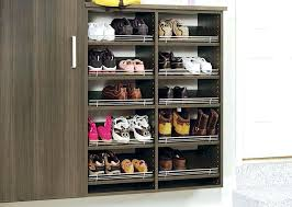 shoe storage for entryway shoe benches and storage storage bench