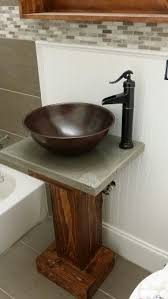 Bathroom Vanity With Vessel Sink best 25 vessel sink ideas on pinterest vessel sink bathroom