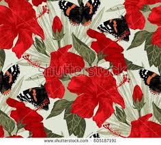 flower vector free hibiscus flowers