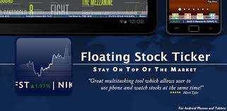 stock ticker app floating stock ticker android forums at androidcentral com