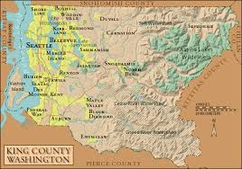 seattle map by county preserving martin luther king county s american history