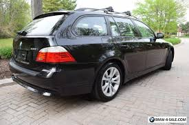 bmw 5 series xi 2010 bmw 5 series 535xi station wagon for sale in united states