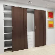 Sliding Closet Door Options Wood Closet Door Options Closet Ideas Fashionable Sliding