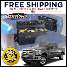 Ford F 250 Natural Gas Truck - undercover swing case truck bed storage sc200d 99 16 ford f 250 f