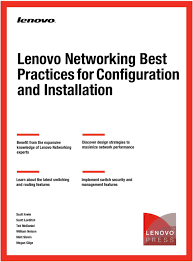lenovo networking best practices for configuration and