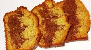 cuisiner banane plantain gâteau marbré bananes plantains et cacao la tendresse en cuisine