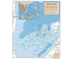 The United States And Canada Political Map by Maps Of Paracel Islands Detailed Map Of Paracel Islands In